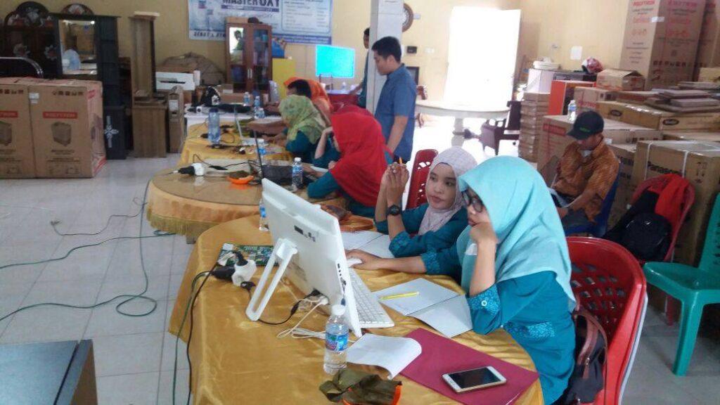 Szeto Accurate Consultan training Faninda Jaya Meubel Gorontalo 1
