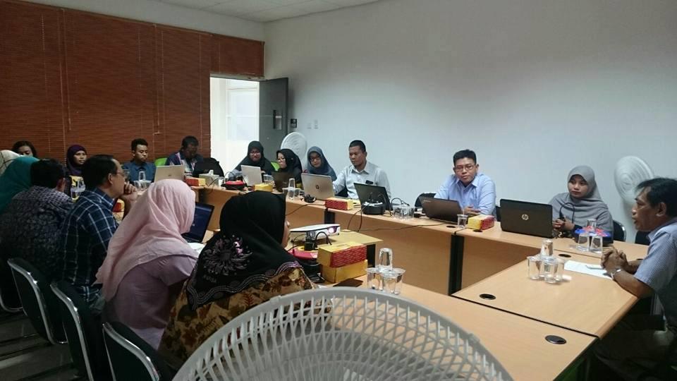 Szeto Accurate Consultants Training Accurate Online dengan Badan Pengembangan dan Pengelolaan Usaha (BPPU -ITS) 1