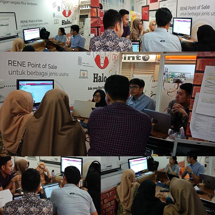 Training Accurate Online Store Semanggi