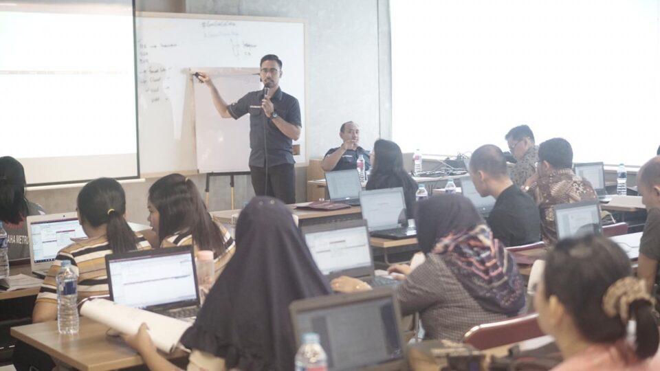 Workshop Accurate Medan