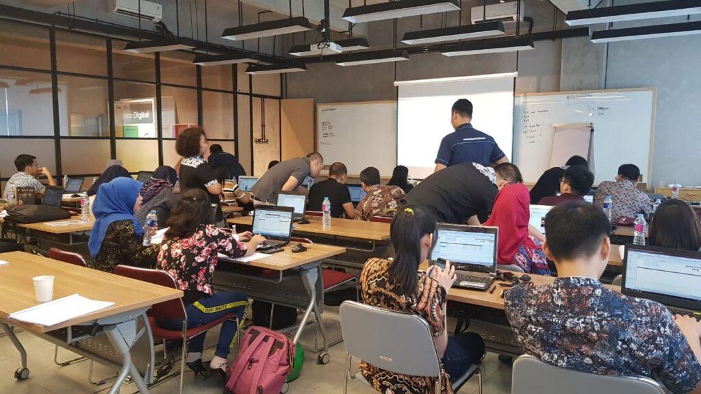 Accurate Medan Workshop