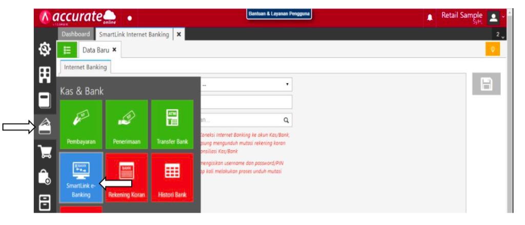 Rekonsiliasi Bank Otomatis pada Accurate Online