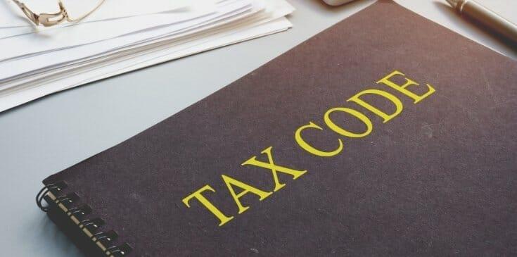 Kode Pajak Tax Code