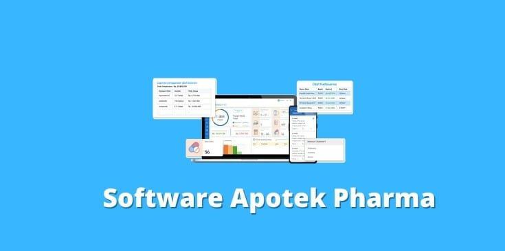 Software Apotek Pharma