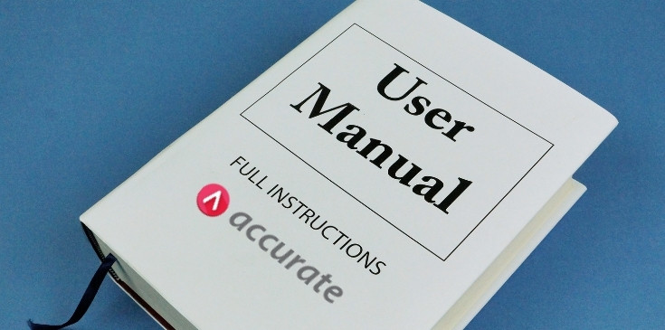 User Manual Accurate 5