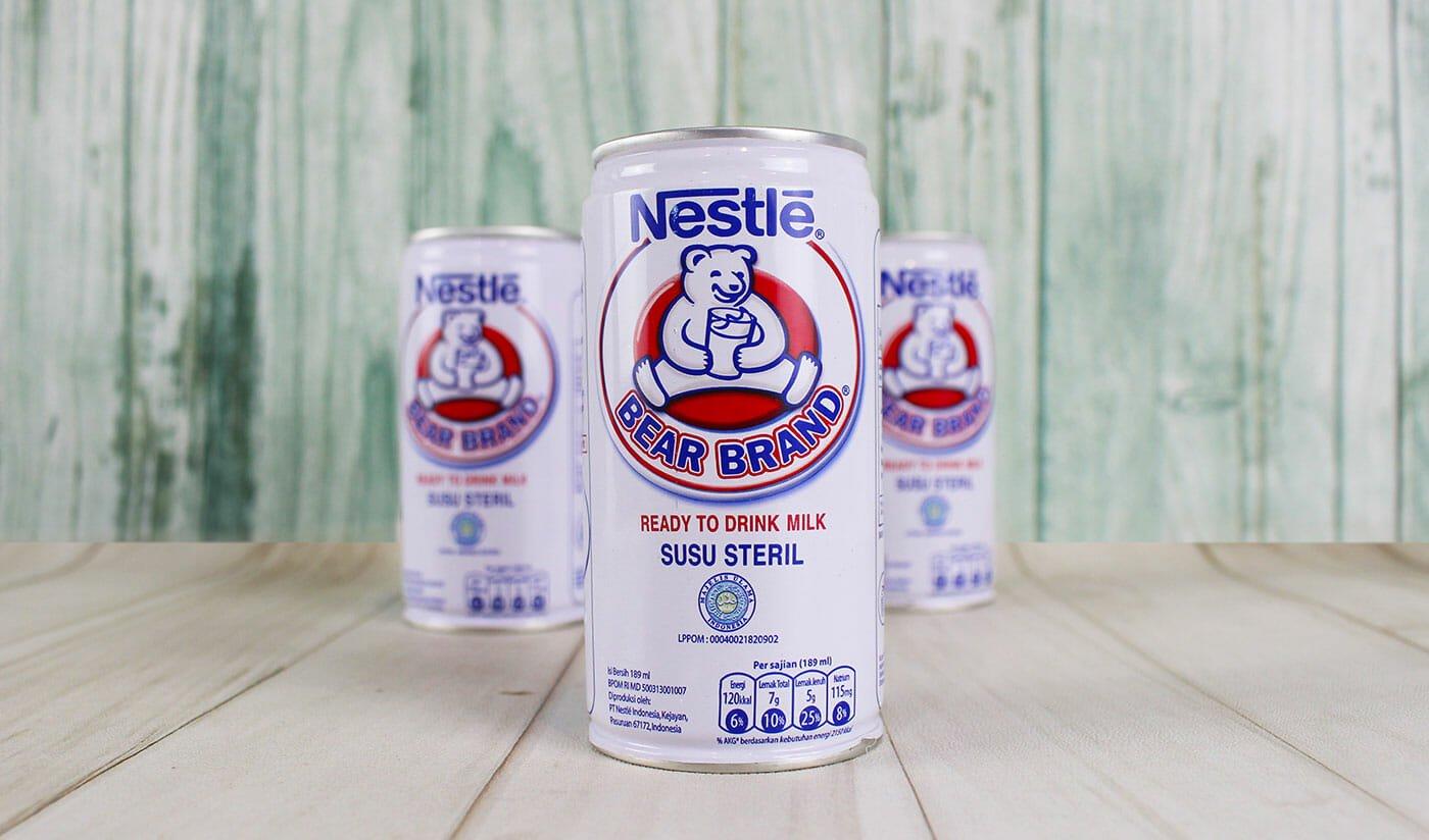 aturan minum susu bear brand untuk anak